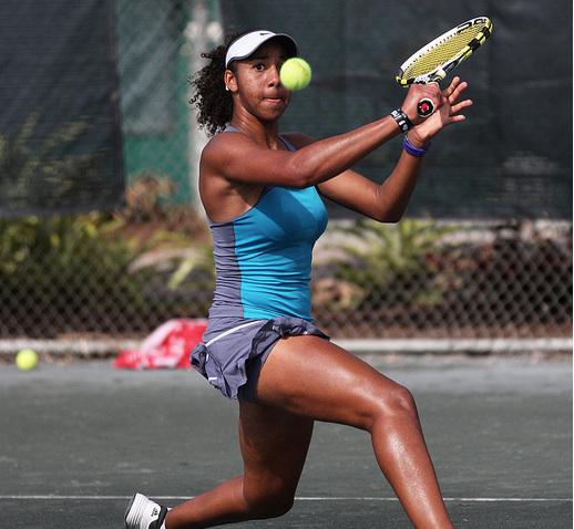 georgia tech - Rasheeda McAdoo (Boca Raton, Florida)Blue-Chip Recruit - #4 on TennisRecruiting#88 ITF World Junior Rankingdef. Elizaveta Kulichkova (#4 ITF Juniors)