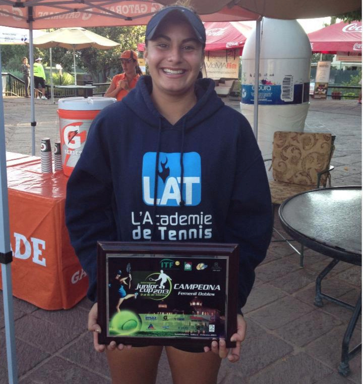 Oklahoma state - Elysse Graci (Ocean Ridge, Florida)#230 ITF World Junior RankingXXII Copa Merengue ITF - Singles FinalistBank of Bermuda Junior ITF - Finalist