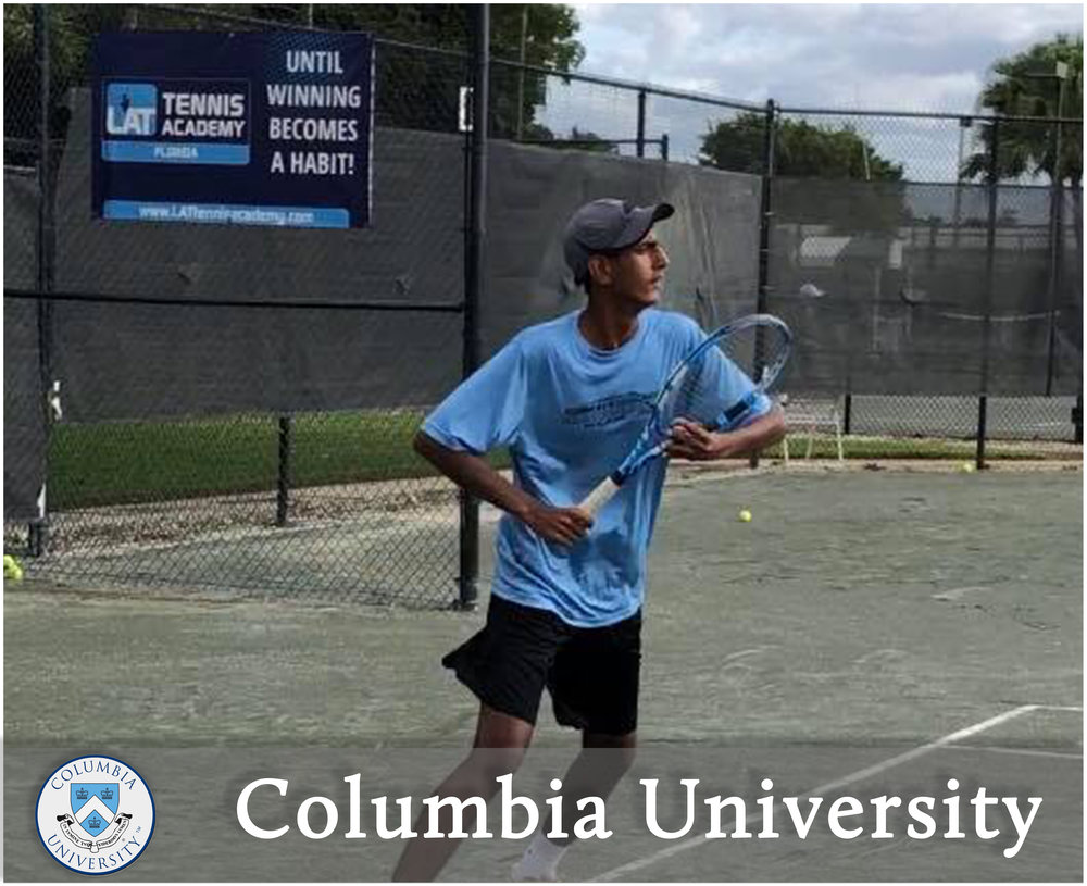 - Ritik Sundaram (Boca Raton, Florida)5-Star Recruit - #37 on TennisRecruitingdef. Ki Lung Ng (#91 ITF Juniors)def. Marcus McDaniels (#5 in US National B18's)