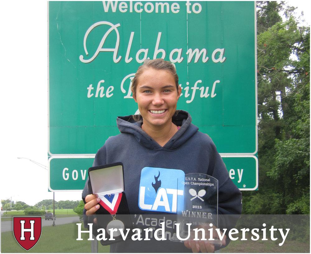 - Jenna Friedel (Mill Valley, California)Blue-Chip Recruit - #10 on TennisRecruiting#157 ITF World Junior RankingJunkanoo Bowl ITF - Singles Championdef. Amanda Anisimova (#2 ITF Juniors)
