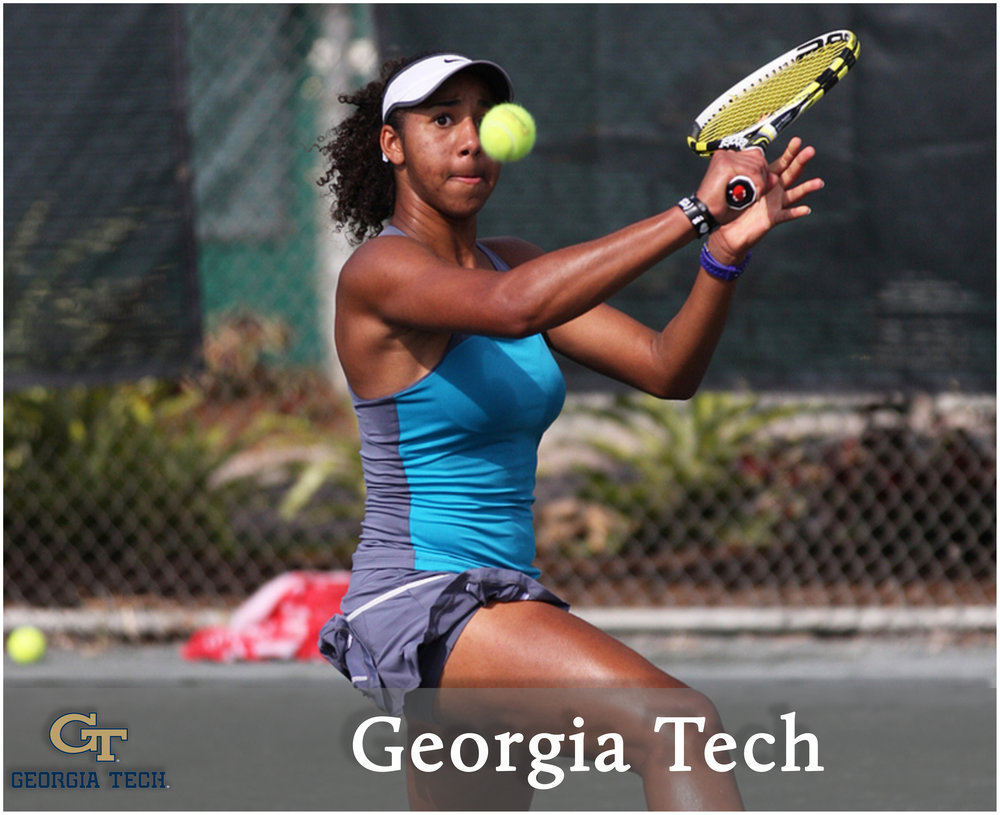 - Rasheeda McAdoo (Boca Raton, Florida)Blue-Chip Recruit - #4 on TennisRecruiting#88 ITF World Junior Rankingdef. Elizaveta Kulichkova (#4 ITF Juniors)