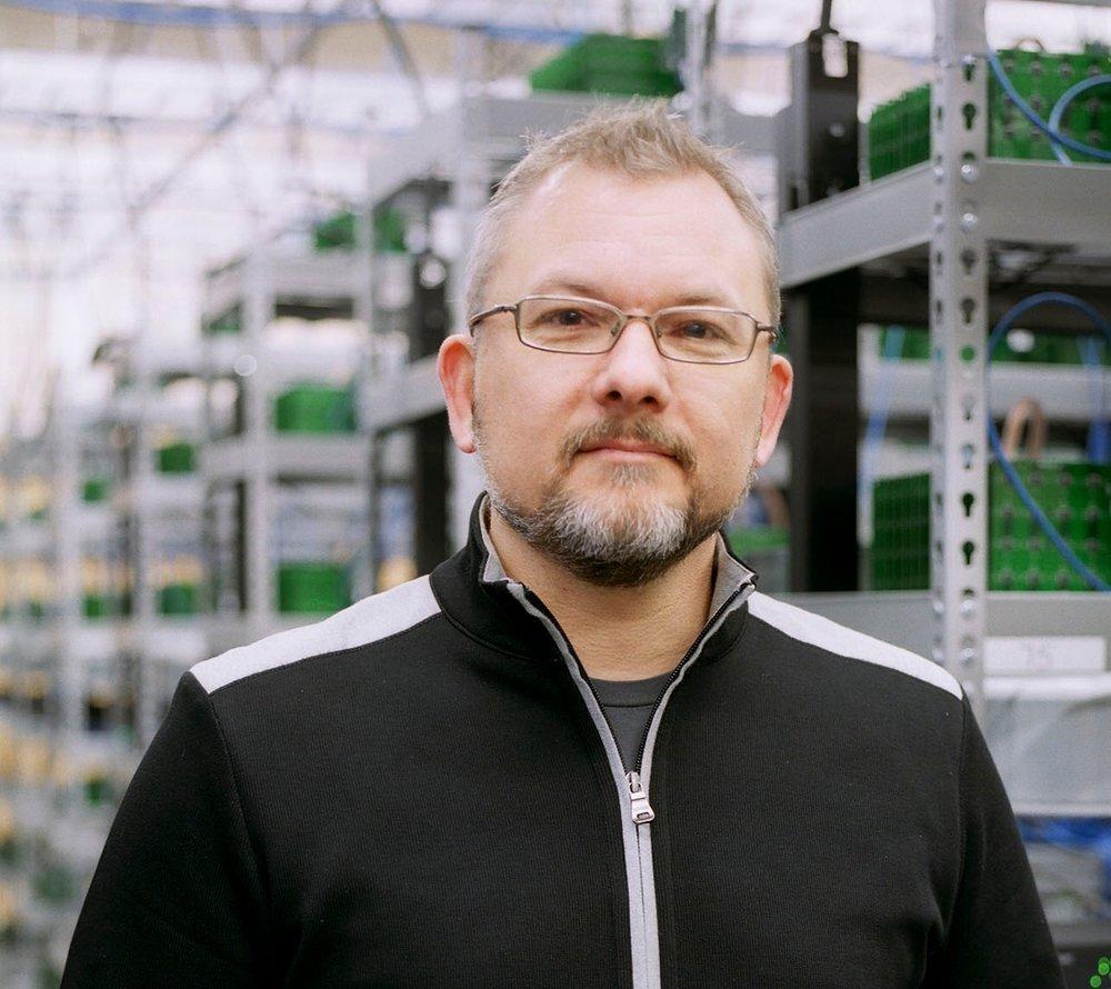Dave Carlson, Co-Founder & CEO