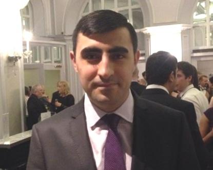 Arsen Julhakyan, Co-Founder, CTO & Chief Scientist