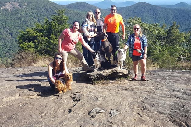 the activities - Presentations and workshops teach campers how to take the best care of their dog. Sports are led by experts to engage the dogs and help campers understand how to maximize their dog's abilities. Participation in activities is optional, and some campers may choose to simply relax by the lake with their dogs. Example Schedule of events.