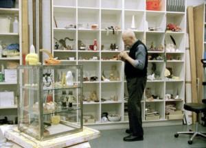 Tacita Dean,  Manhattan Mouse Museum , 16mm film (still), 2011