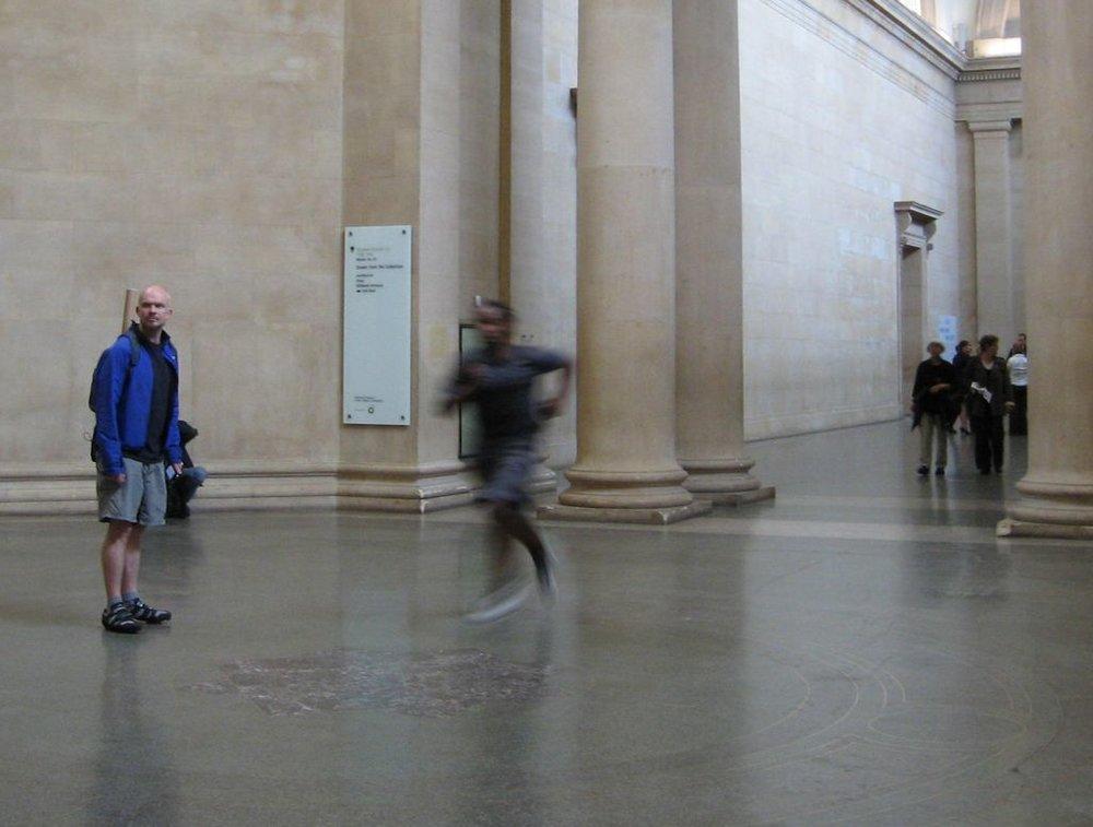 Martin Creed,  Work No. 850 , 2008. Photo: David Ing