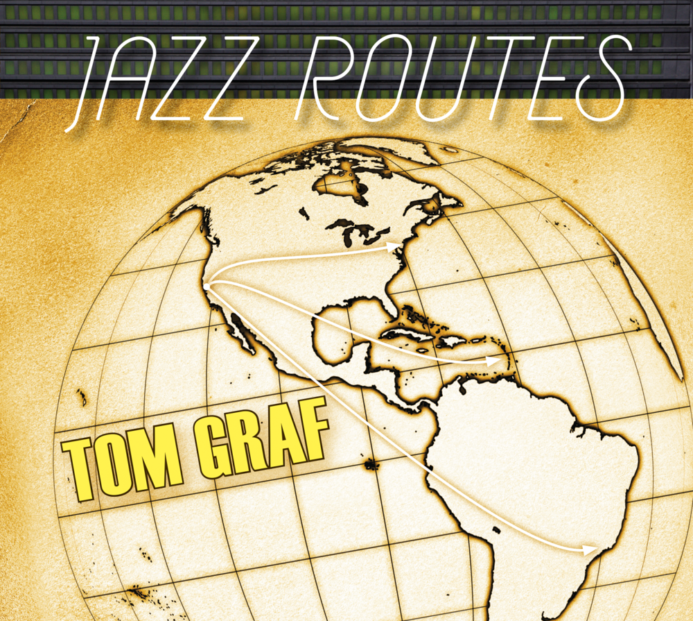Jazz Routes COVER