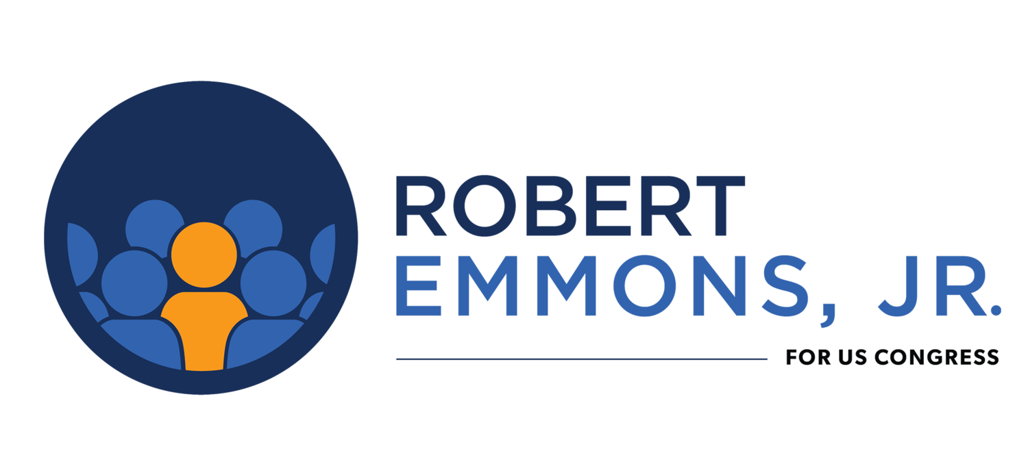 Robert Emmons Jr. for IL-01
