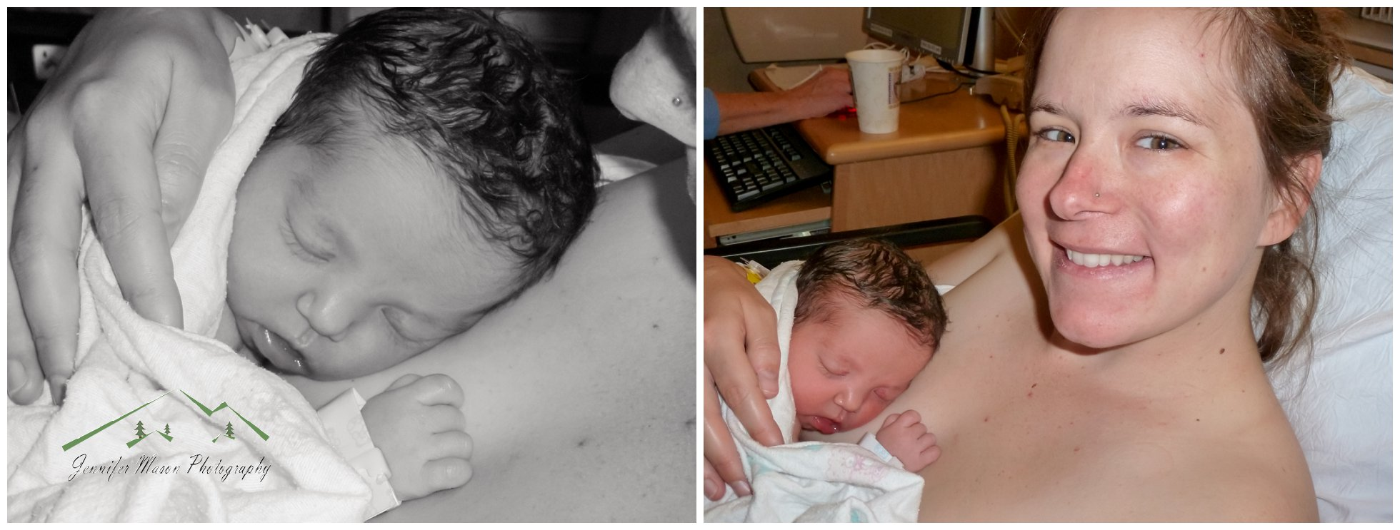 Denver birth photographer, Jennifer Mason Photography