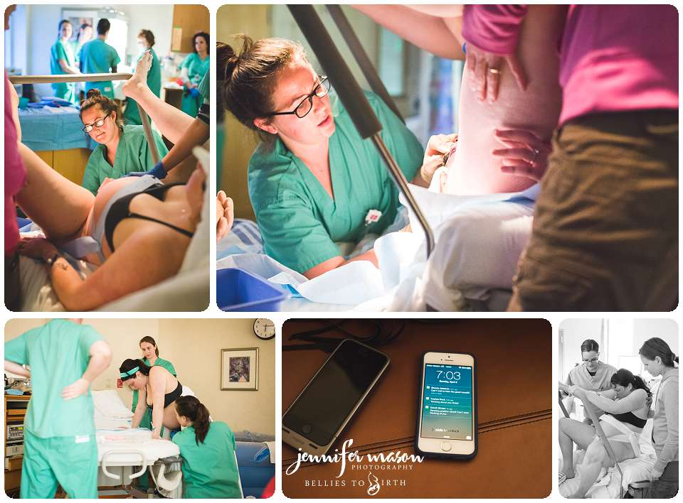 intervention free hospital birth, natural hospital birth, finding a birth photographer, Center for Midwifery at University of Colorado Hospital, CFM midwives, natural hospital birth photography, Aurora Colorado birth photographer
