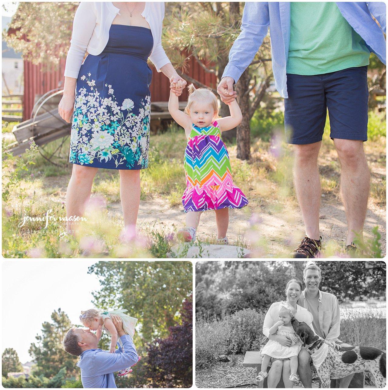 family photos in Golden, Golden Colorado family photographer