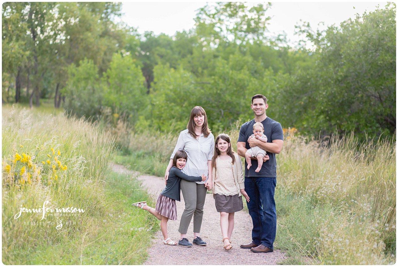 Lakewood Colorado family photographer, family photos in Lakewood Colorado, fun family photos,