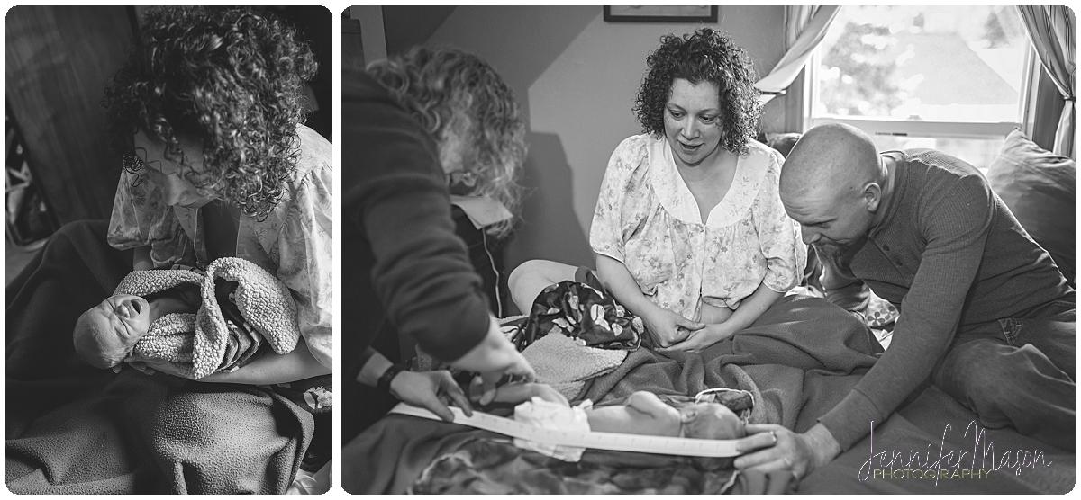 Fast homebirth in Idaho Springs