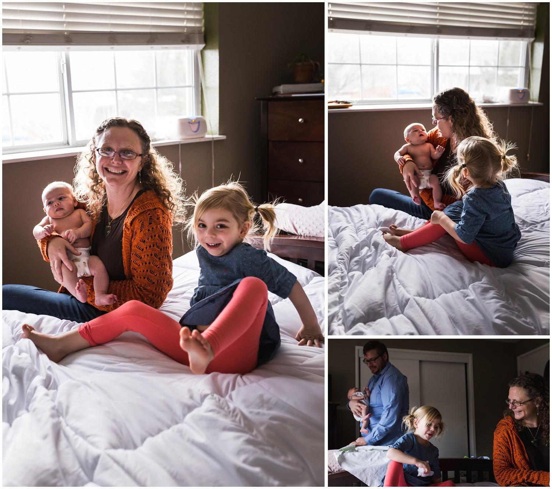 Denver home birth photographer