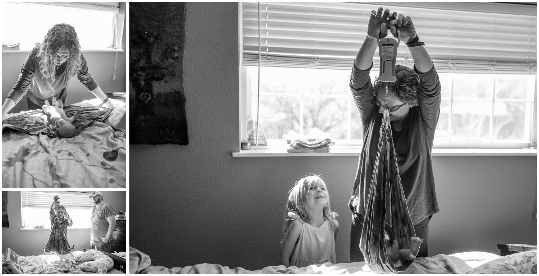 Stacie Meredith postpartum midwife in Boulder