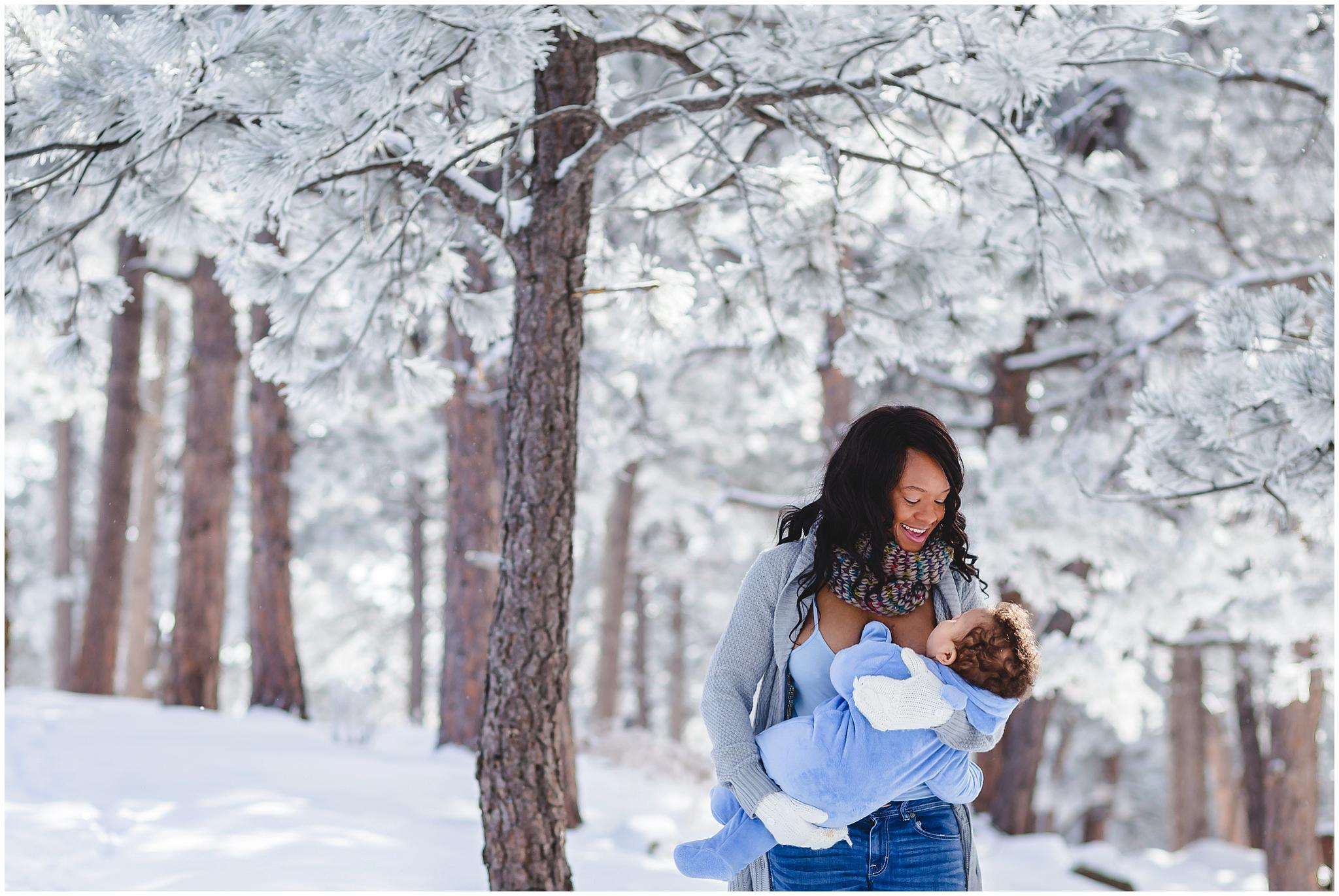 Colorado Mountain breastfeeding photographer, Jennifer Mason
