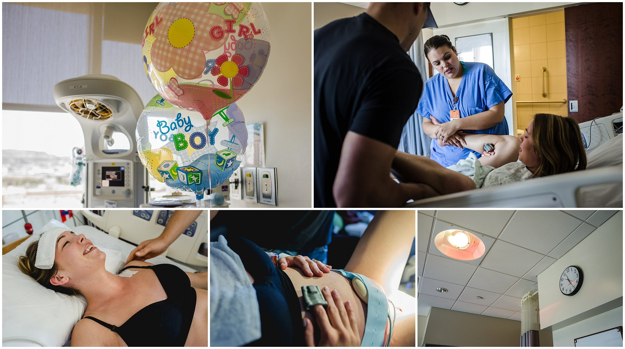 Family has surprise gender baby at Castle Rock hospital