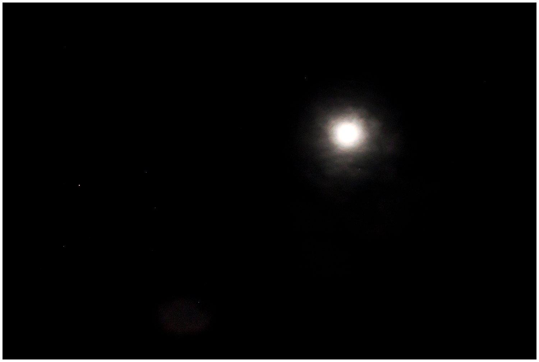 Babies born under a full moon