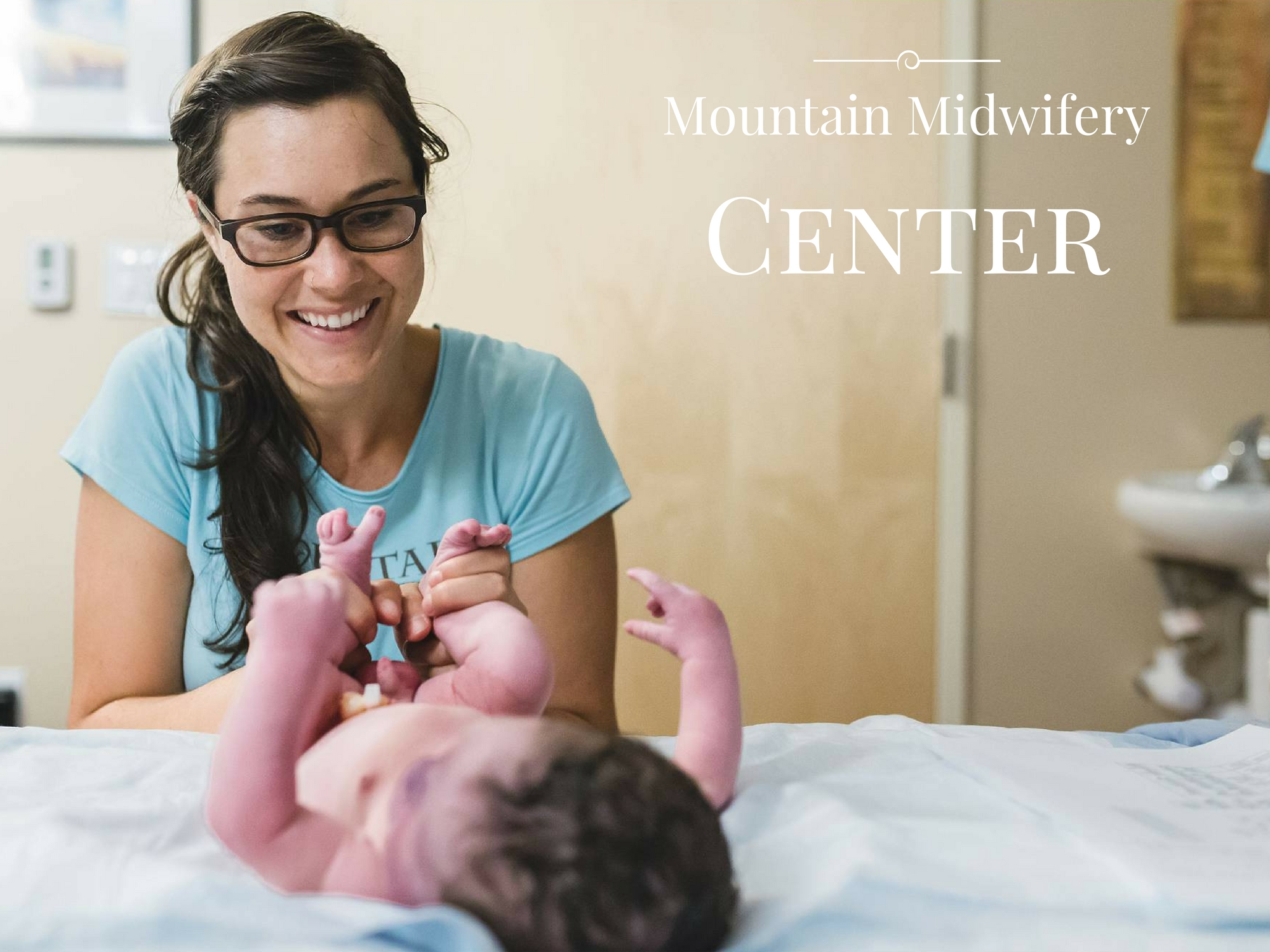 Aubre Thompkins Midwife at Mountain Midwifery Center