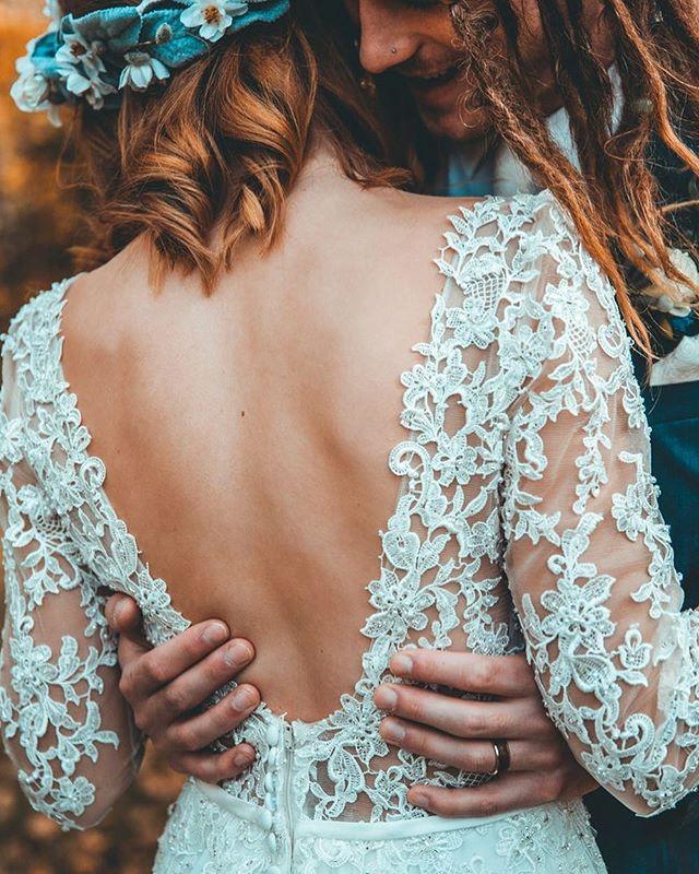 This dress 😍 👰🏻