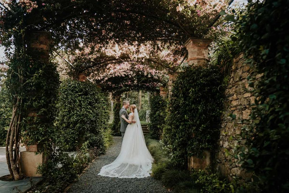 LUXURY WEDDING IN PORTOFINO -