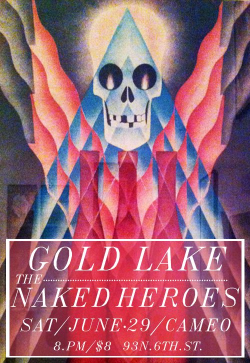 The Naked Heroes_Gold Lake