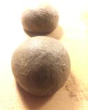Shaped dough balls :)