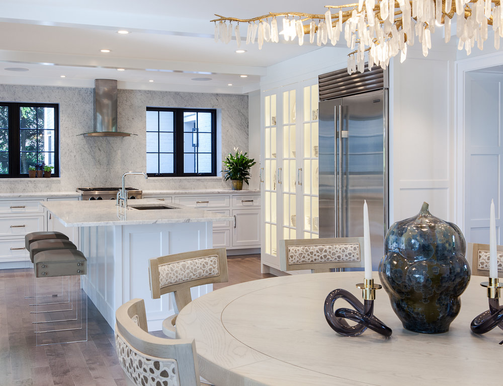 """""""Barb does outstanding work with a flair for creativity and brilliant design. She helped us through all stages of this project, working with our builder and caring for our budget."""" - John, Client // Second-Home Renovation & Design"""