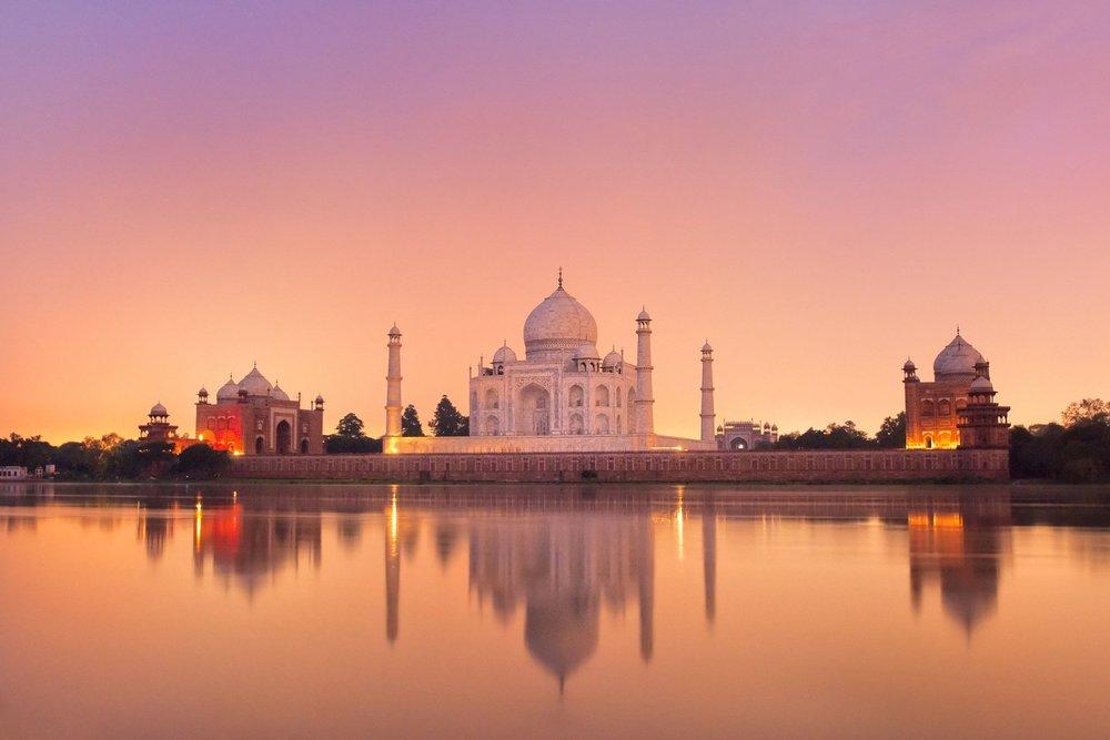 Taj Mahal, Agra, Uttar Pradesh, India.jpg