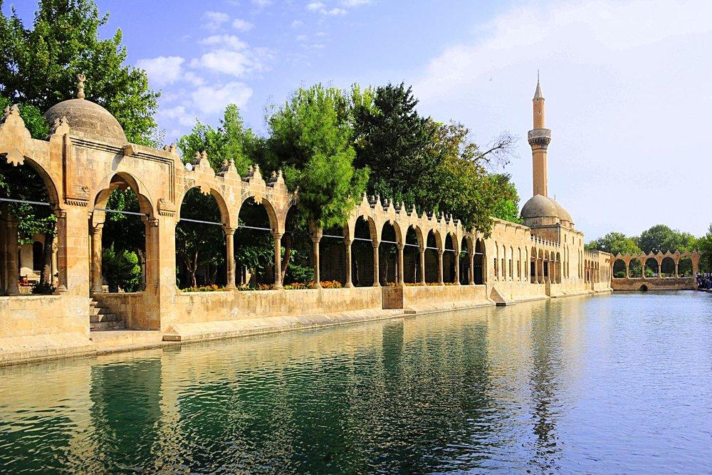 Urfa in Alta Mesopotamia, Turchia