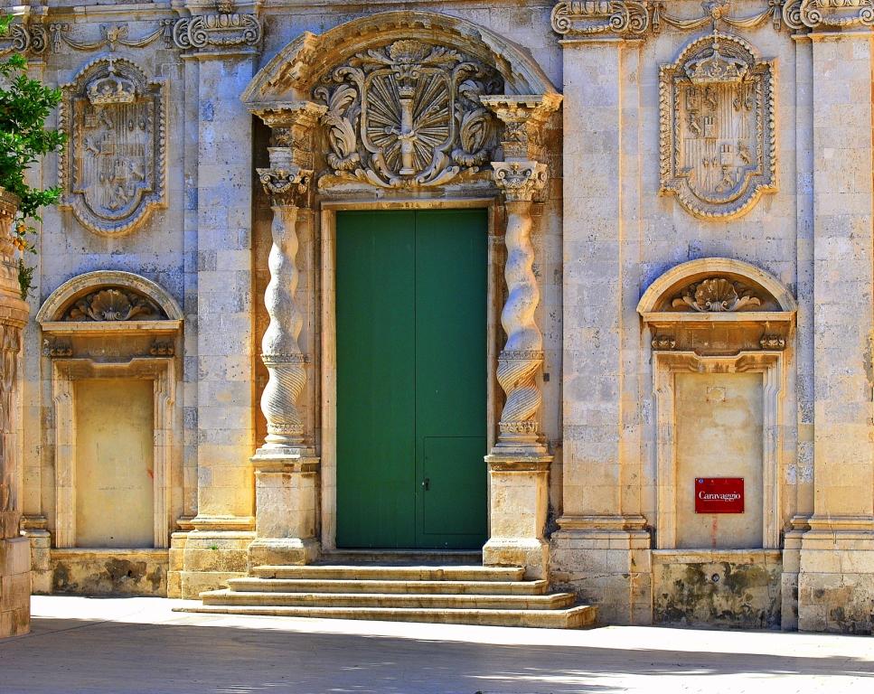 Sicilian Baroque, Italy