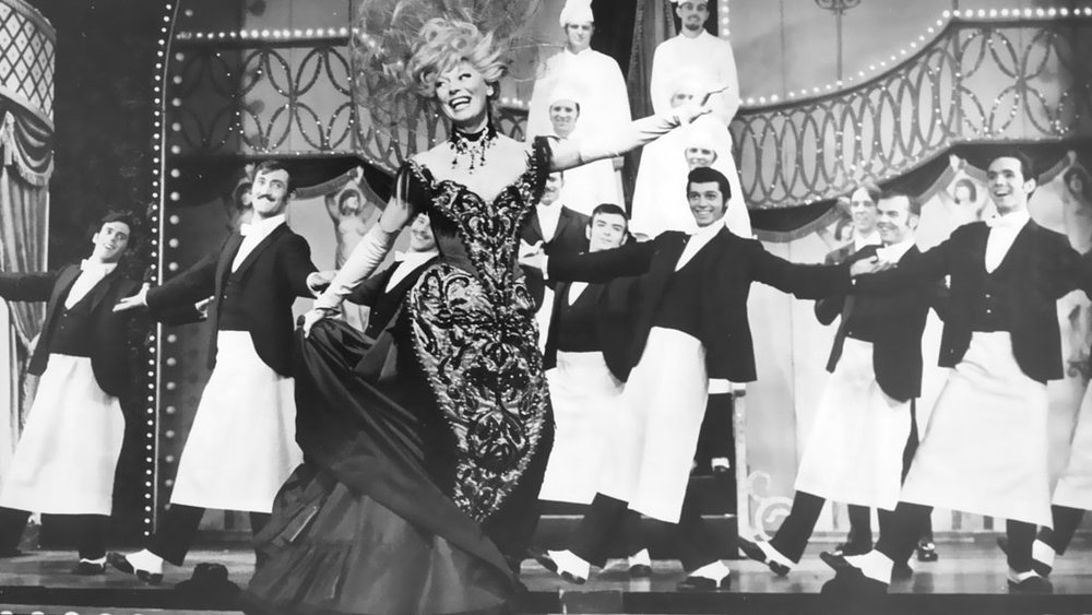 HELLO, DOLLY! STARRING CAROL CHANNING ON BROADWAY IN 1964