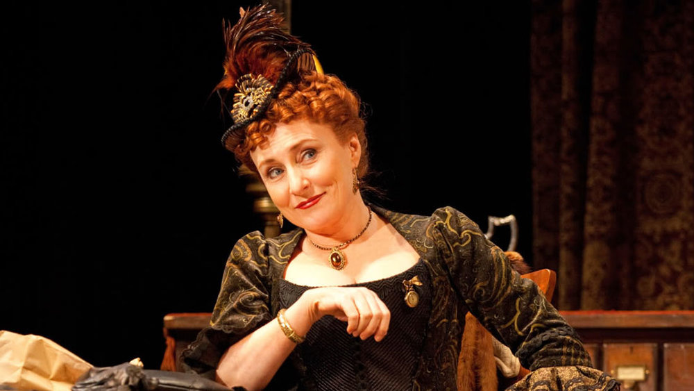 SEANA MCKENNA AS DOLLY LEVI AT THE STRATFORD SHAKESPEARE FESTIVAL IN 2012
