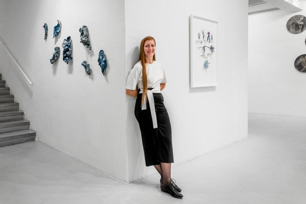 ARTIST PORTRAIT by Joachim Krenn, 2018