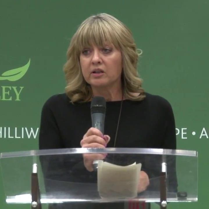 Cherie Enns,University of Fraizer Valley