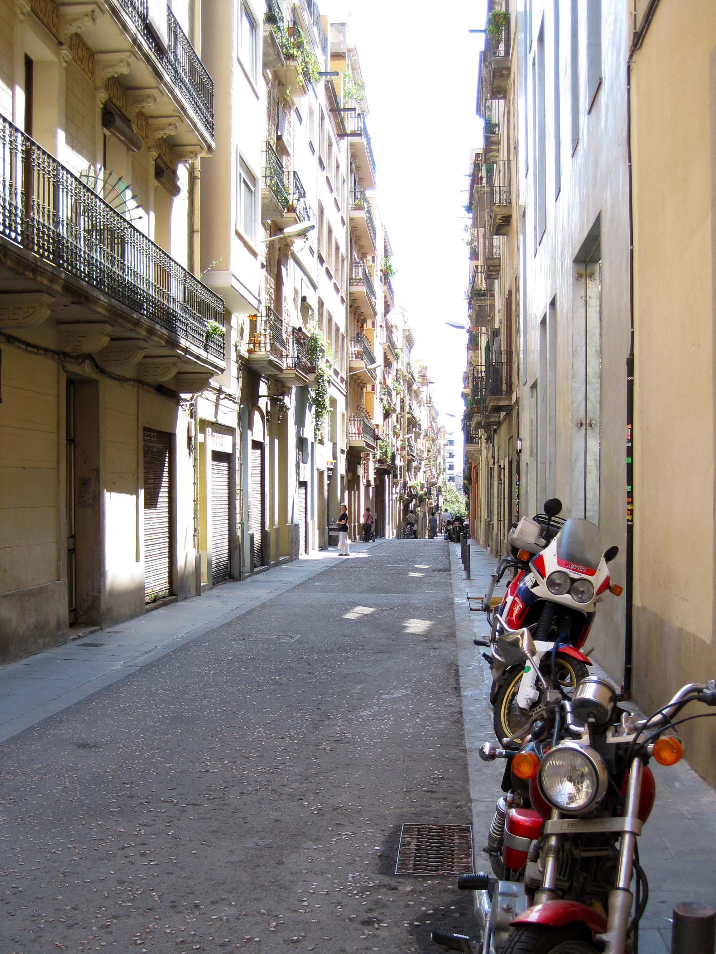 My Street In La Gracia