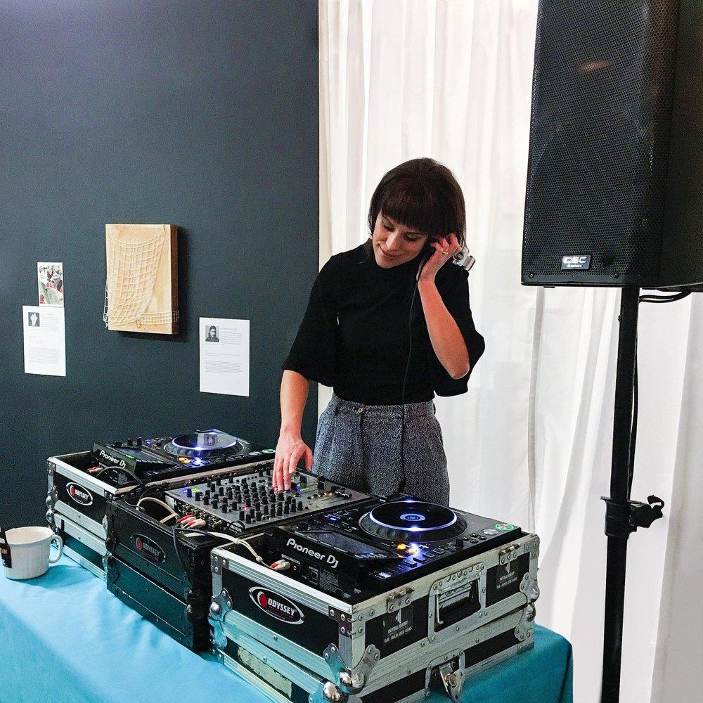 Vernissage at Studio 66, Ottawa