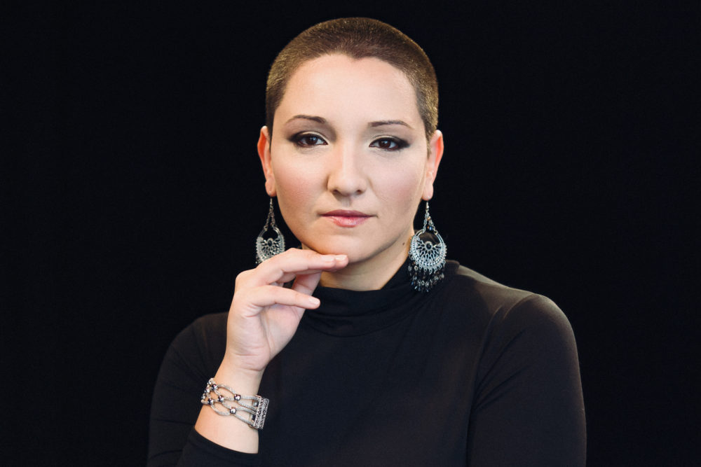 Aliana de la Guardia, soprano - Co-founder / Co-Artistic Director
