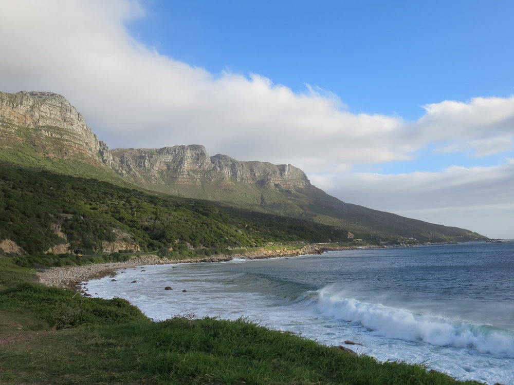 South Africa - The Robben Island Crossing…