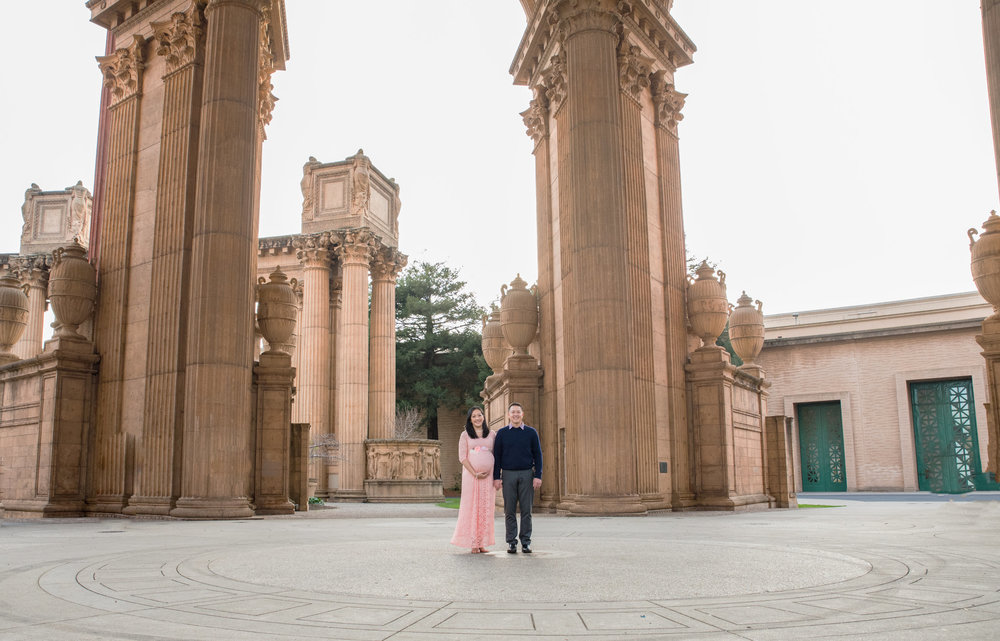 - Palace of Fine Arts