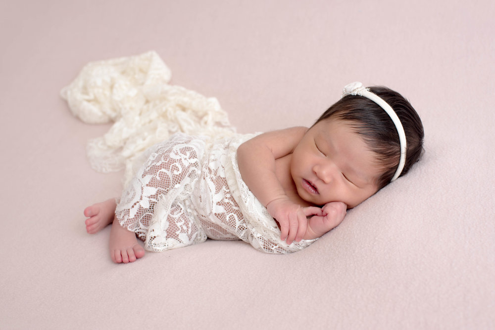 Studio Newborn Mini Session | $500 - For babies 0-21 days oldWhat's Included:1 hour session in the studio (Tuesdays, Wednesdays, Fridays)10 digital images via download$30 print credit with option to purchase moreAccess to all props and outfits