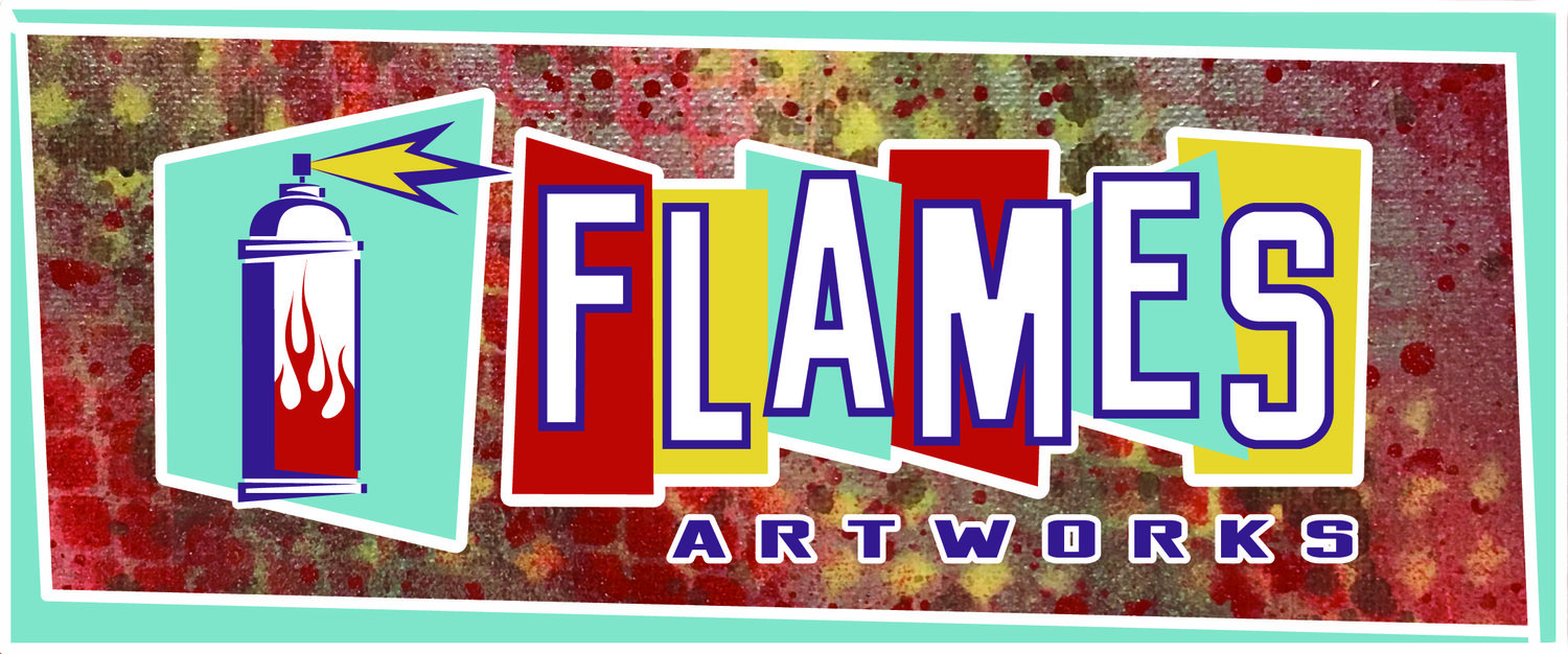 Flames Artworks
