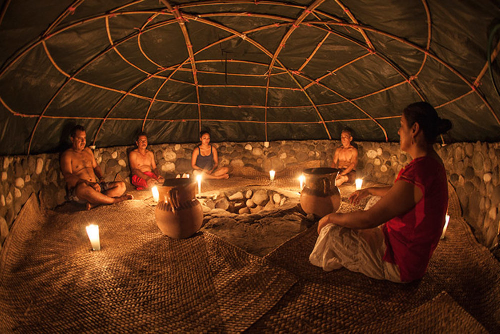 Temazcal Ceremonies, daily ocean side morning meditations, yoga classes with live music and all the self love you can think of. Expect journaling, manifestation workshops and new year community intention setting.