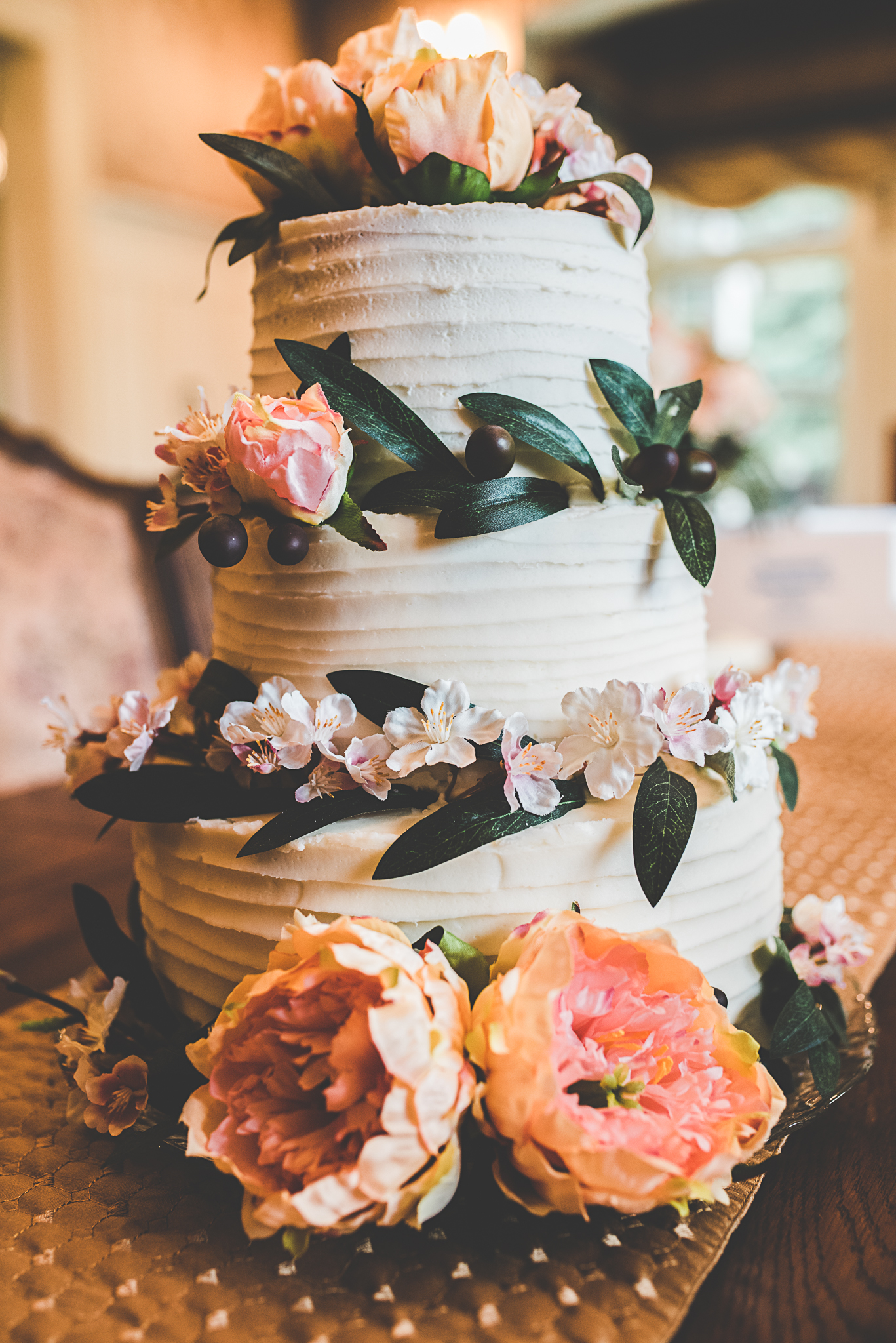 Spring Stylized Wedding