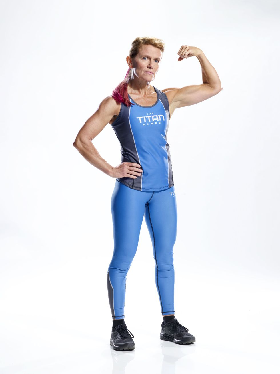 """Sandra Arechaederra - Instagram: @yogaliftersandraTwitter: @sarechaederraSandra is a mother of four whose passion for fitness has pushed her to be a yoga and strength training coach for NFL athletes. She took up Olympic-style weightlifting at 41 despite being only 5'4"""" and 115 pounds. In the 10 years since, she has broken six Masters American records."""