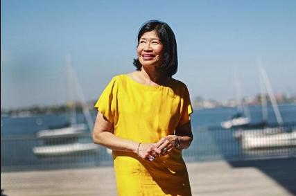 Vivien Li — 2014