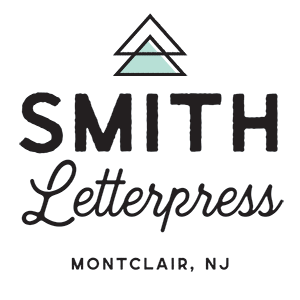 Smith Letterpress, Montclair, NJ