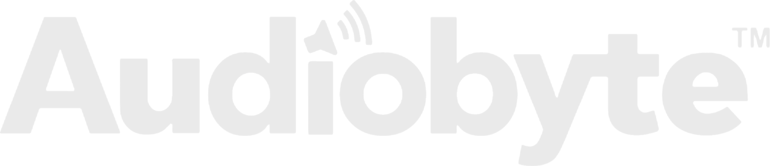 Audiobyte Music Messaging Platform