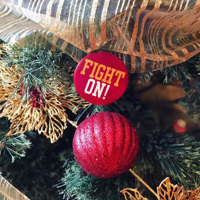 #FightOn through the holiday slump! 2019 is almost here 🎉
