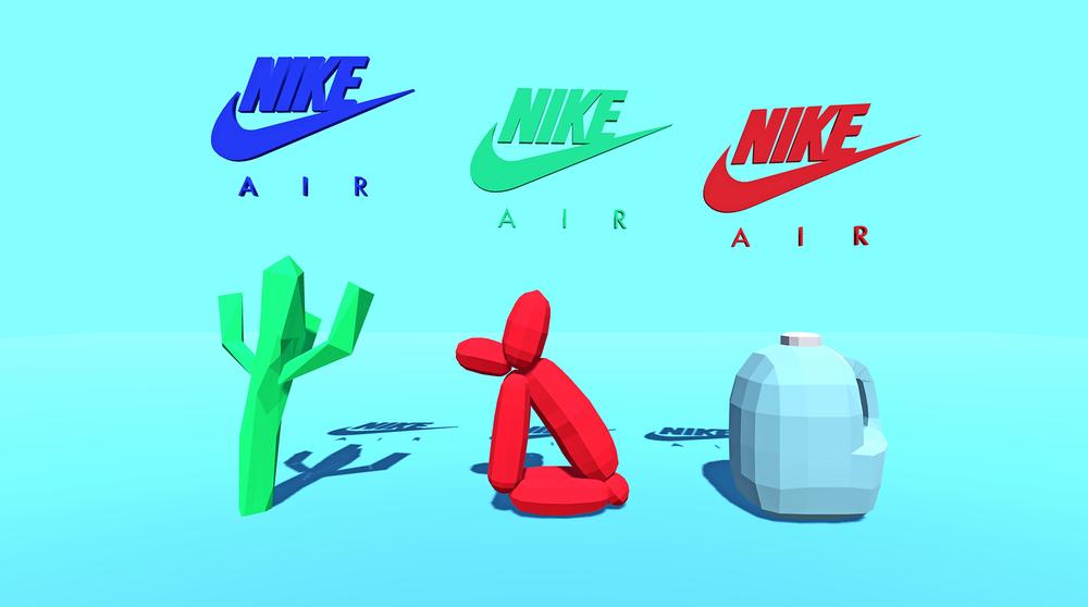 Air Objects: AO 93 / AO 180 / AO 270